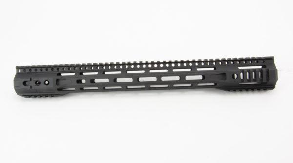 """Parallax Tactical FFSSR 17.7"""" Gen 3 M-LOK Handguard"""