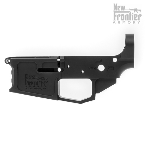 New Frontier Armory C-4 Billet Lower - Anodized