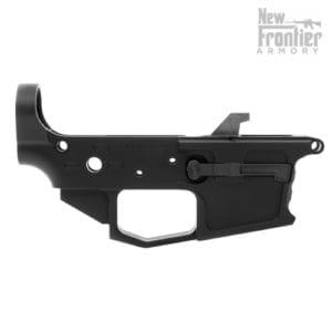 New Frontier Armory C-9 (Glock) Billet Lower - Anodized