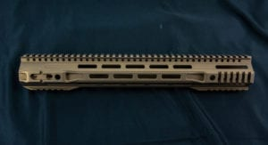 LR308 (DPMS) Cerakoted Handguards