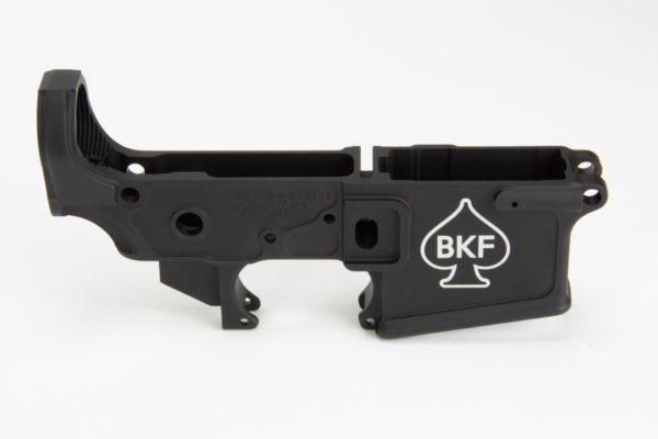 BKF AR15 MOD-1 Stripped Lower Receiver - Anodized