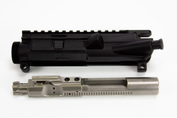 Stag Arms A3 Flattop Upper Receiver Assembly Left-Handed + Nickel Boron Left hand BCG