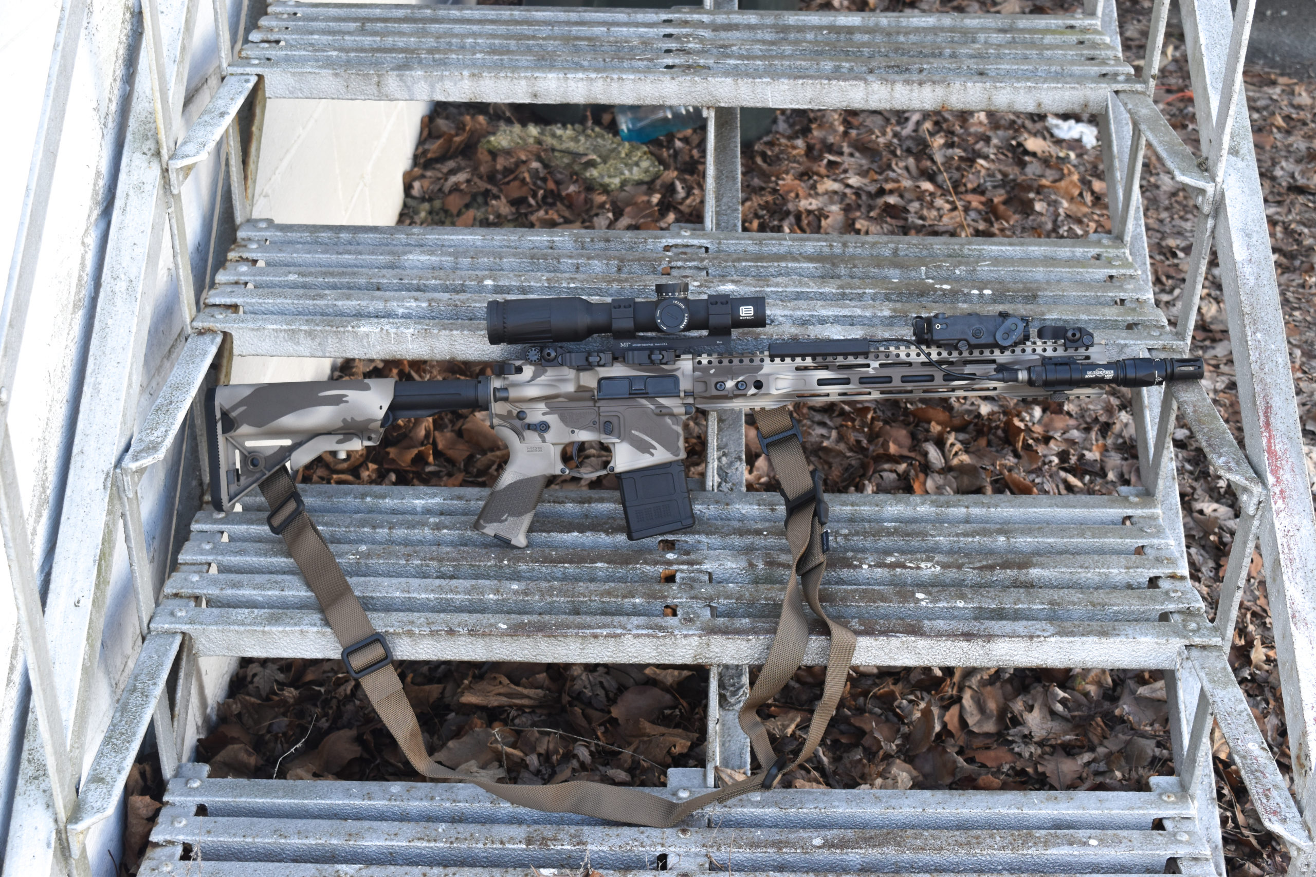 BKF AR15 Rifles and Pistols