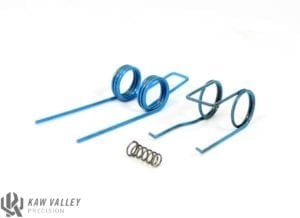 KVP 17-4 SS AR-15 REDUCED POWER TRIGGER SPRING KIT