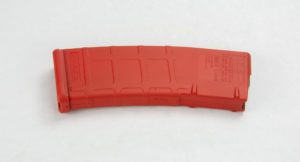Magpul Pmag Moe 5.56 30rd - S&W Red